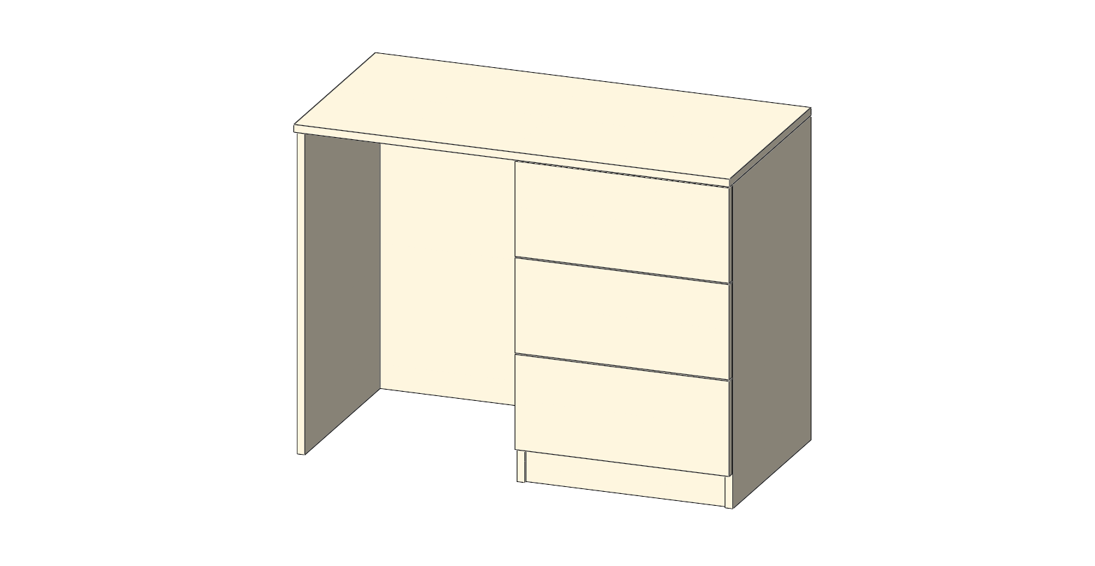 desks(buttermilk)